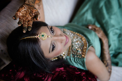 Sindhu and Udit Wedding - Day 1
