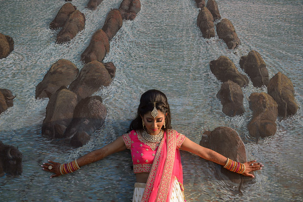 Sindhu and Udit Wedding - Day 2