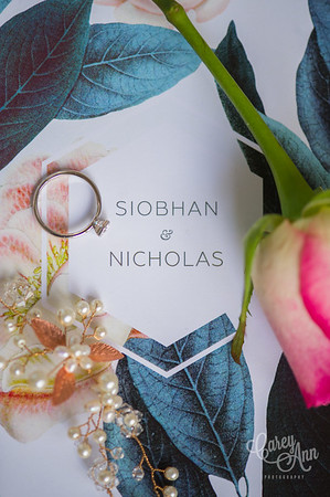 the Wedding of Siobhan & Nick