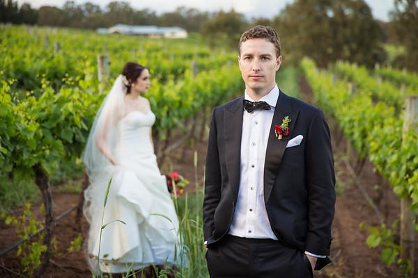Ben + Shannon's Wedding