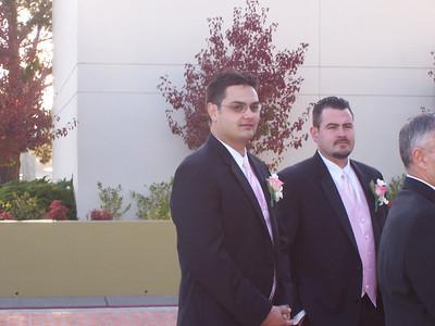 Skaggs Wedding