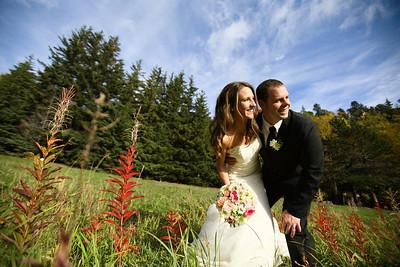 Skagway Wedding: Kathryn & Neal
