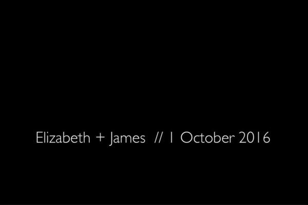 Elizabeth + James: Slideshow