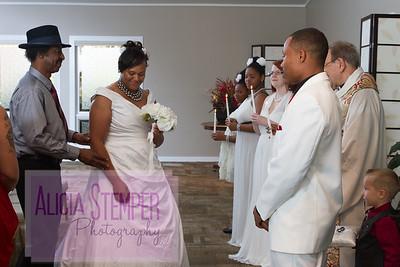 Smith Brooks Wedding