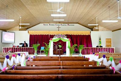 Smith Pre-Ceremony