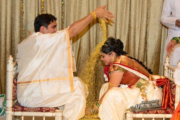 Smriti weds Shiva