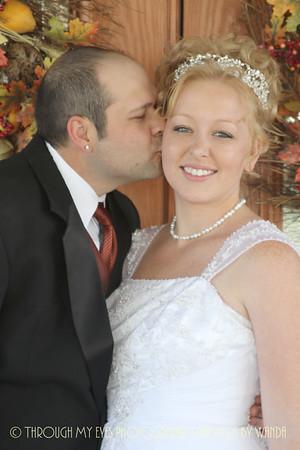 Leah & Jason Chapman's Wedding 10-30-2010