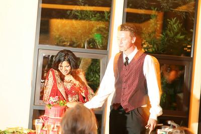 Somerset and Ronjita's Wedding