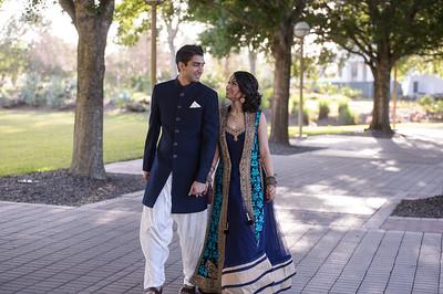 Somil and Aditi Wedding - Day 2