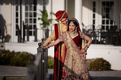 Somil and Aditi Wedding - Day 3