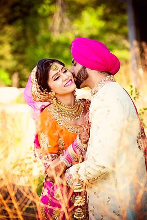 Sonam + Pinder - Wedding