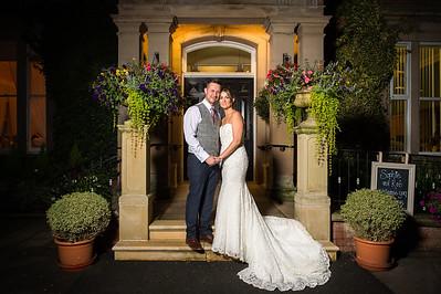Sophie & Rob at Rodbaston Hall Penkridge Staffordshire