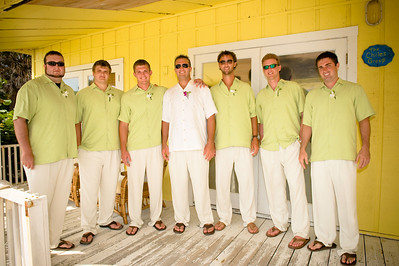 The wedding of Megan & Ross is featured in the Summer/Winter 2010 issue of Southern Bride Magazine.  They were married at the Sandbar Restaurant on Anna Maria Island www.groupersandwich.com  Photos by Dara Caudill www.islandphotography.org Music by Chuck Caudill www.chuckcaudill.com Nails by KD at the Four Seasons Nail Salon.