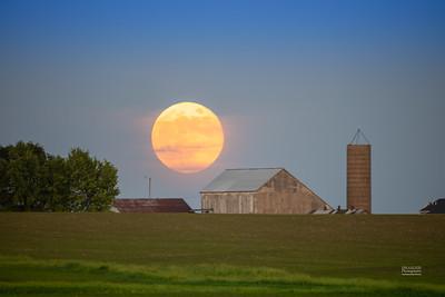 Strawberry Moon - June 5, 2020