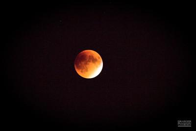 Lunar Eclipse - 9/27/15