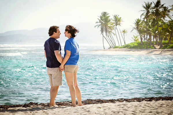 Rhonda & Mark - Honeymoon