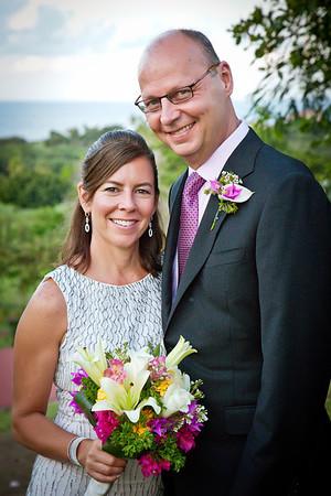 Elaine & Todd - October 8, 2012
