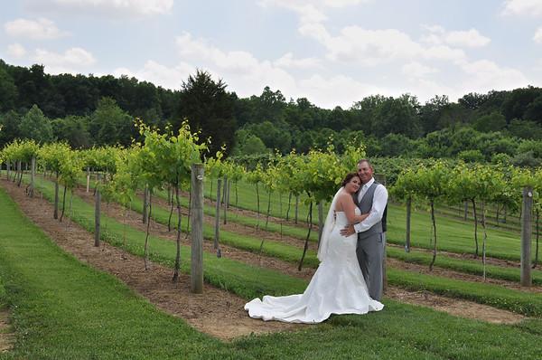 Stacey & David Grieshop's Wedding