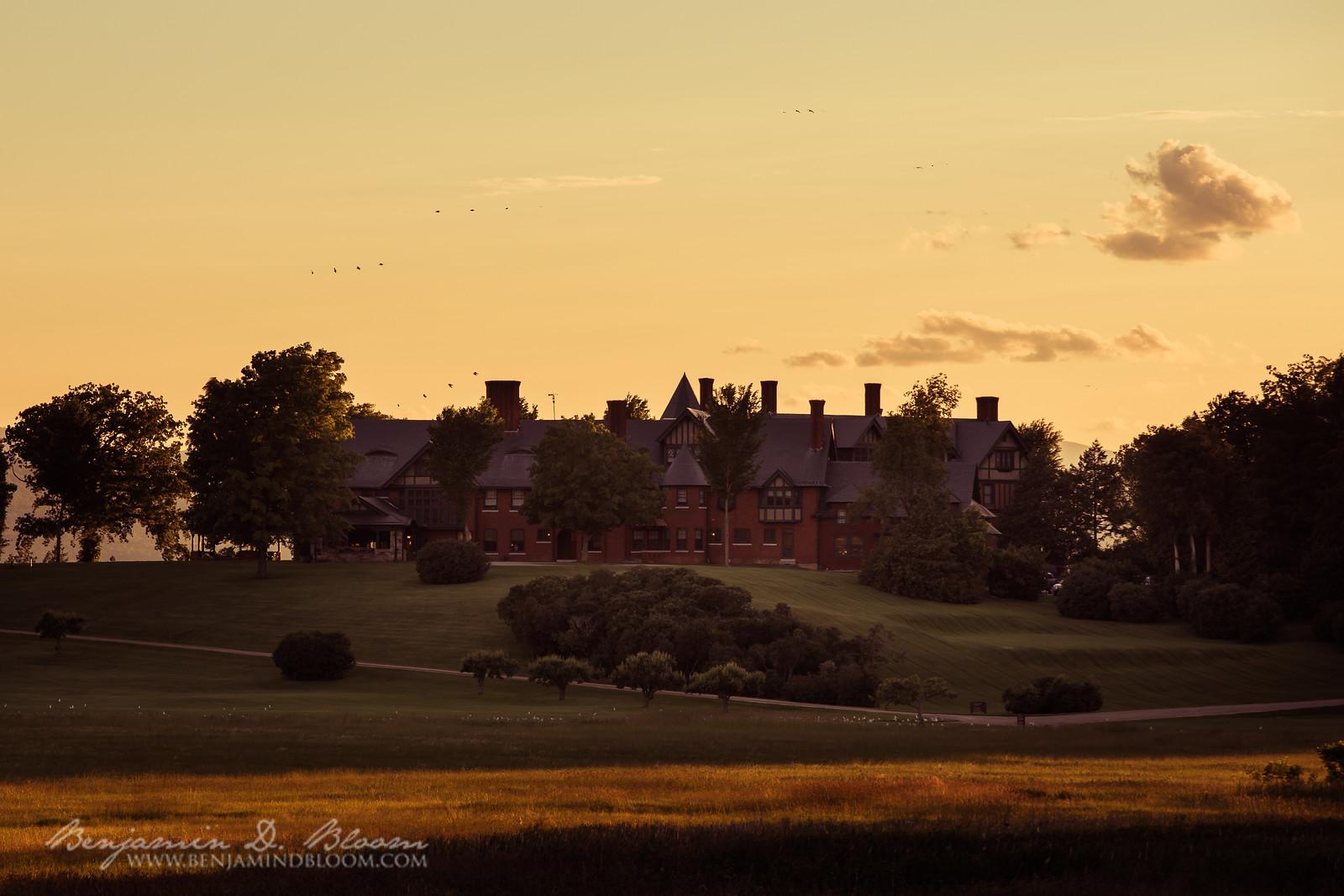 The Inn at Shelburne Farms Shelburne, Vermont