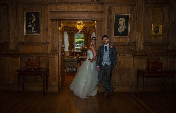 Stacey and Dan Wedding Tissington Church & Hall