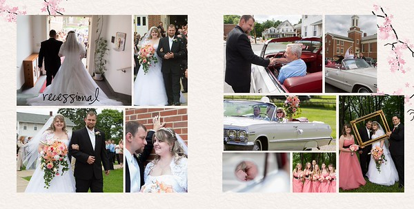 Staci & Jim Wedding Album-3 010 (Sides 17-18)