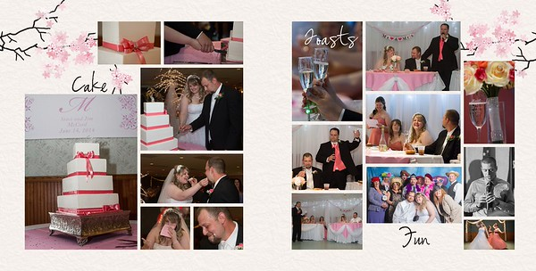 Staci & Jim Wedding Album-3 014 (Sides 25-26)