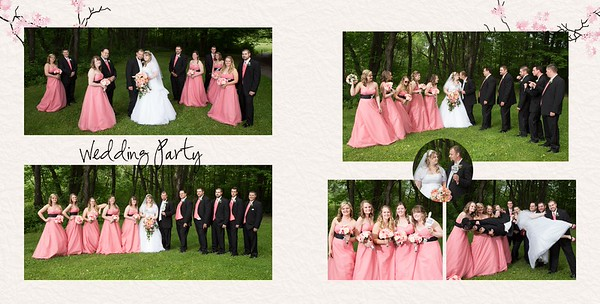 Staci & Jim Wedding Album-3 011 (Sides 19-20)