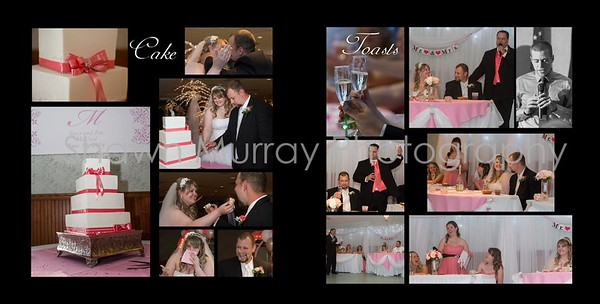 Staci & Jim Wedding Album 7-6 014 (Sides 25-26)