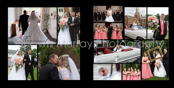 Staci & Jim Wedding Album 7-6 010 (Sides 17-18)