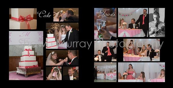 Staci & Jim Wedding Album- June 8th 014 (Sides 25-26)