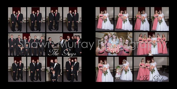 Staci & Jim Wedding Album- June 8th 007 (Sides 11-12)
