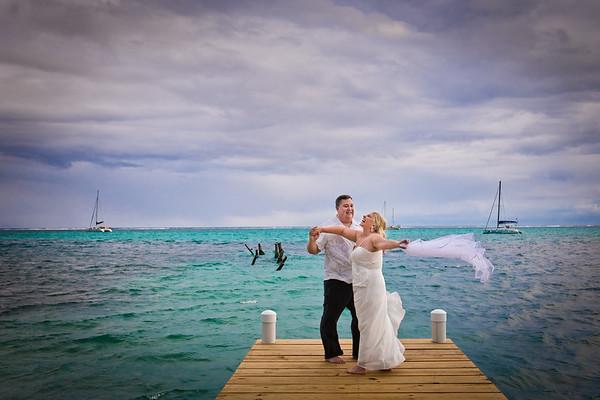Stacy & Scott - Wedding - Belize - 23rd of November 2016