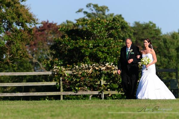 Stacy & Will wedding ceremony