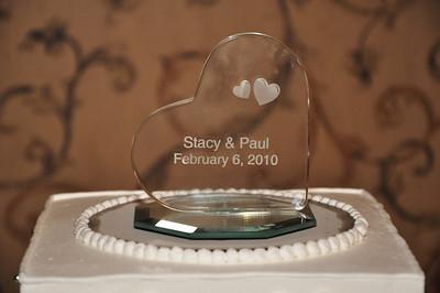 Stacy & Paul's Wedding Feb 6th 2010