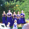 The lovely bridesmaids!