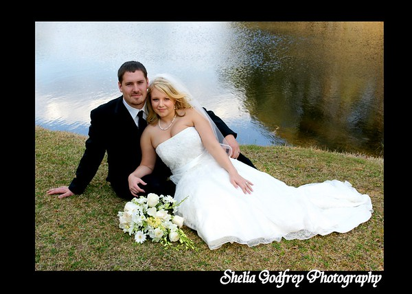 Stefany Brooke Morris and William Charles Franklin Wedding