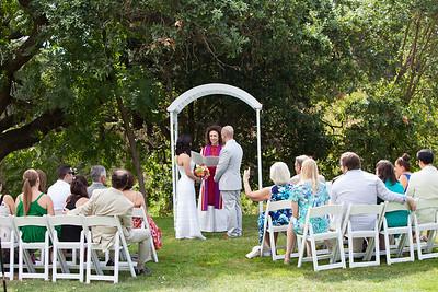 Stefany & Steve Elopement Wedding