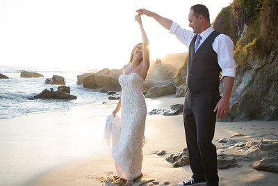 Steffany & Justin Tie the Knot in Laguna