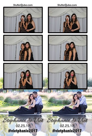 Stephaine & Viet's Wedding