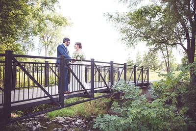 Stephanie & Andy | DeKalb, IL