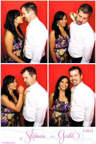 Photobooth Ellaine & Evan 4