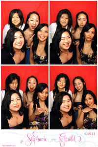 Photobooth girls