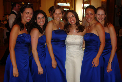 The brides and bridesmaids - Chicago, IL ... July 29, 2007 ... Photo by Rob Page III