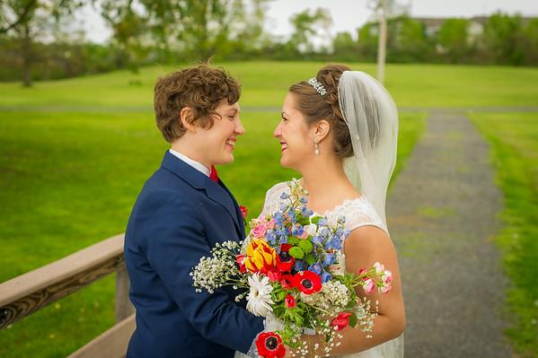 Stephanie & Jackie's Wedding Ceremony