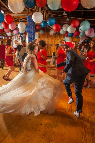 Stephanie & Jakie's Wedding Reception