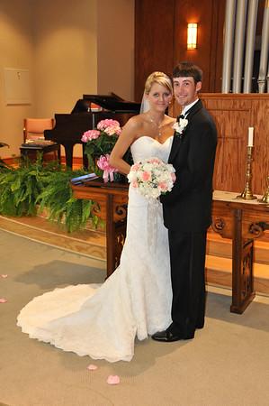 Stephanie and Blake Wedding