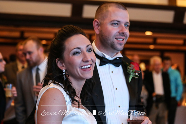 Stephanie and Brooks Urquhart