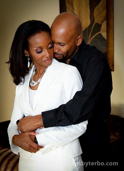 Stephanie and Marcus
