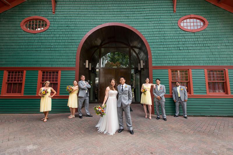 Stephanie and Michael Wedding-46