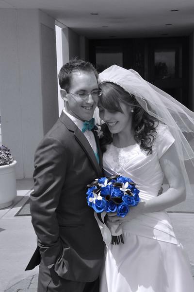 Stephanie and Nathan
